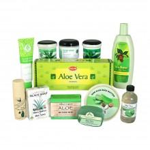 Aloe Vera Moisture Healing Beauty Kit