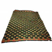 Best Hand Woven Kente/Ashanti Cloth SKU: SOA-M-F186